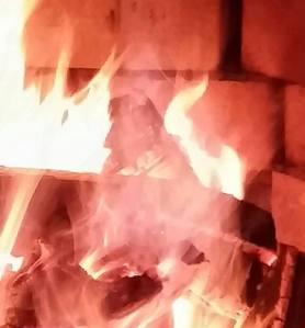 Jesus in the Firepit Nov 9 2014