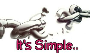 Its Simple.1